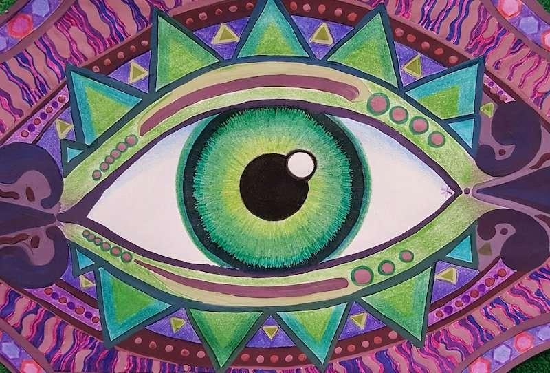 Awakening Eye